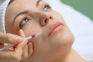 Botox injekció