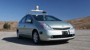 Google sofőr nélküli autója