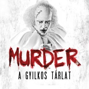 Murder kiállítás Budapesten