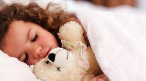Gyerek alvás