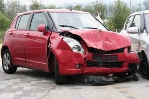 Törött autó