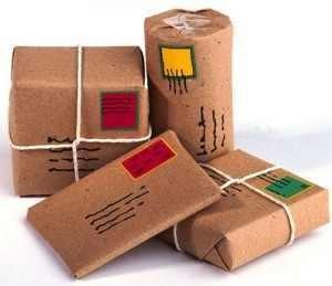 Csomagküldés