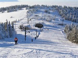 Síelés Szlovénia