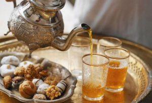 Királyi teázás