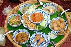 Thai étel
