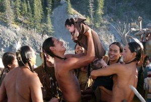 Krík indiánok