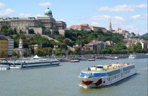 Dunai hajózás