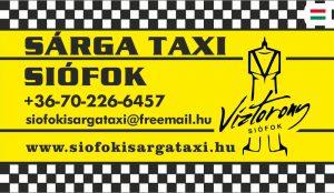 Siófok taxi