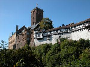 Wartburg-kastély