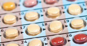 Fogamzásgátló tabletta