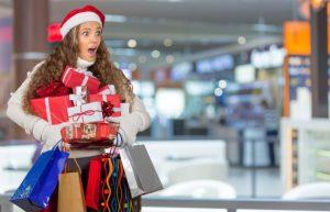 Karácsonyi bevásárlás