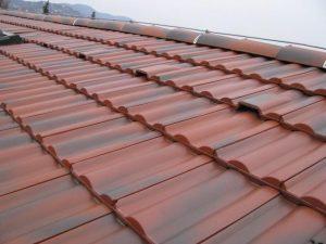 Kerámia tetőcserép