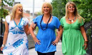 Divatos ruhák molett nőknek