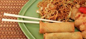 Kínai étel