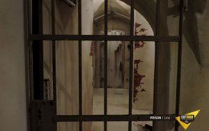Prison szabadulószoba