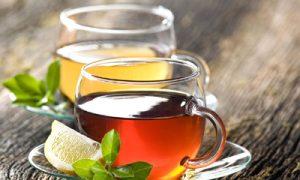 Zöld tea - Fekete tea