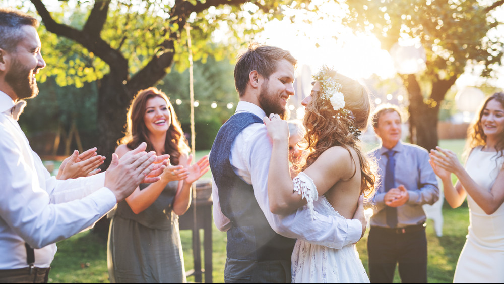 Friss házasok