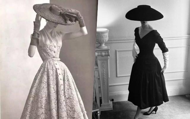 Női ruha 1950