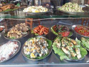 Szicíliai ételek