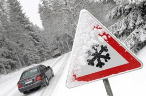 Biztonságos vezetés télen