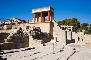 Knossos-palota