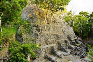 El Mirador piramisa